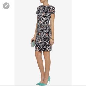Diane von Furstenberg Silk Oda Dress Size 2